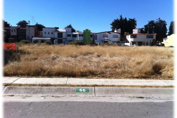 Foto de terreno habitacional en venta en zinacantepec 1000, la esperanza, zinacantepec, méxico, 5991358 No. 02