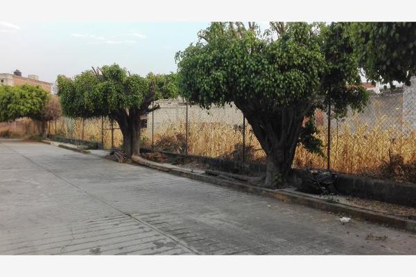 Foto de terreno habitacional en venta en  , zodiaco, cuernavaca, morelos, 4651784 No. 05