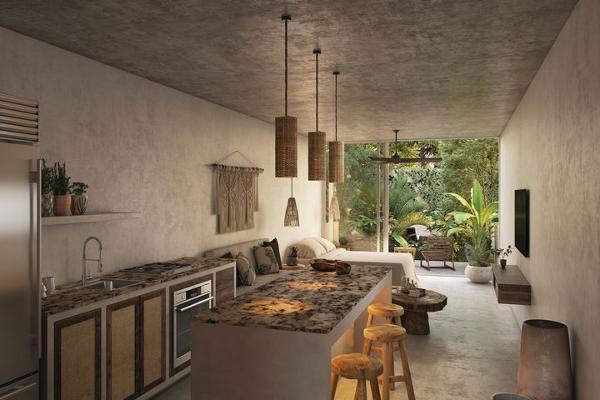 Foto de departamento en venta en zona 15, avenida guardianes mayas , la veleta, tulum, quintana roo, 8843936 No. 10