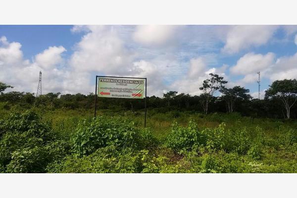 Foto de terreno habitacional en venta en zona arqueologica , izamal, izamal, yucatán, 0 No. 01