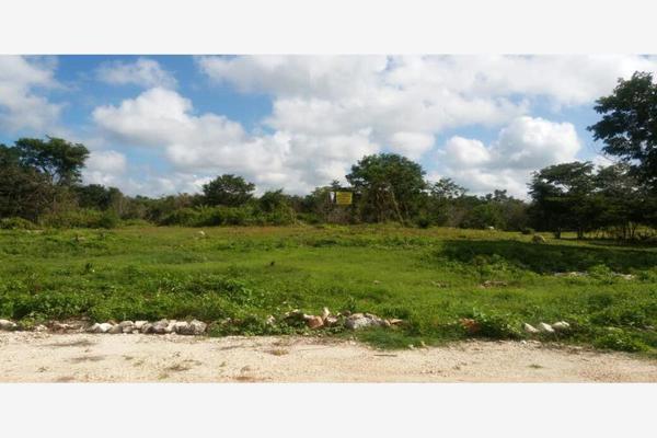 Foto de terreno habitacional en venta en zona arqueologica , izamal, izamal, yucatán, 0 No. 08