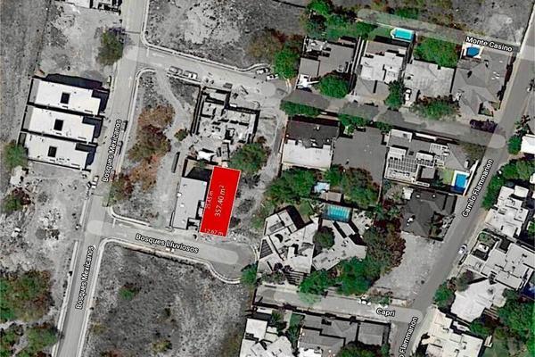 Foto de terreno habitacional en venta en  , zona bosques del valle, san pedro garza garcía, nuevo león, 16415624 No. 03