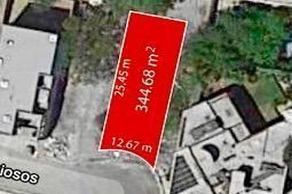 Foto de terreno habitacional en venta en  , zona bosques del valle, san pedro garza garcía, nuevo león, 16415625 No. 03