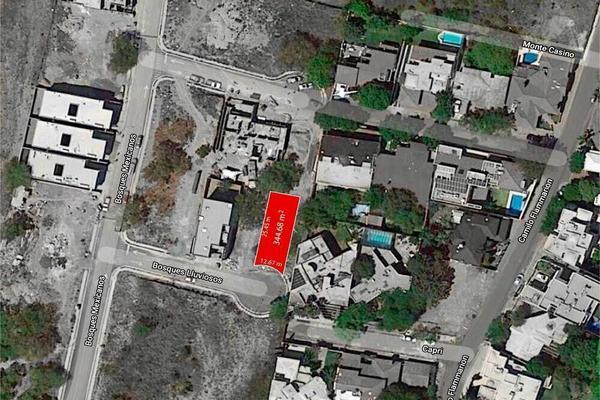 Foto de terreno habitacional en venta en  , zona bosques del valle, san pedro garza garcía, nuevo león, 16415625 No. 04
