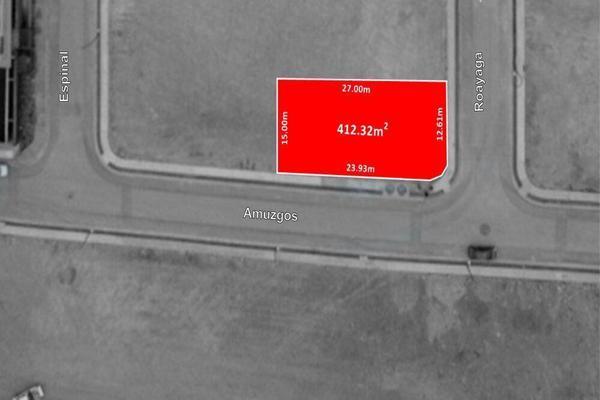Foto de terreno habitacional en venta en  , zona bosques del valle, san pedro garza garcía, nuevo león, 18447471 No. 05