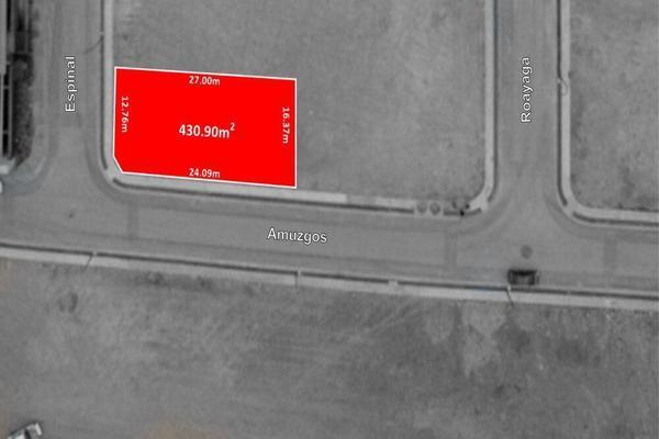 Foto de terreno habitacional en venta en  , zona bosques del valle, san pedro garza garcía, nuevo león, 18447471 No. 06