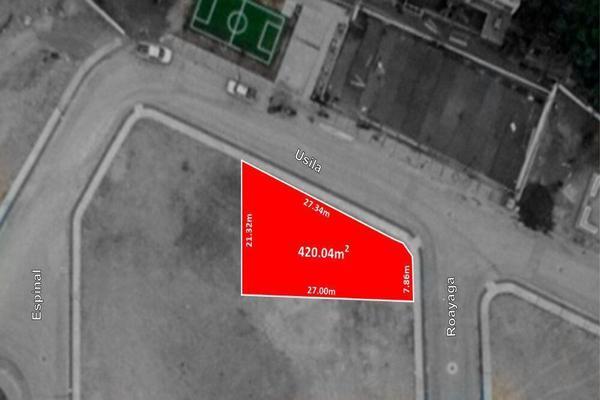 Foto de terreno habitacional en venta en  , zona bosques del valle, san pedro garza garcía, nuevo león, 18447471 No. 07