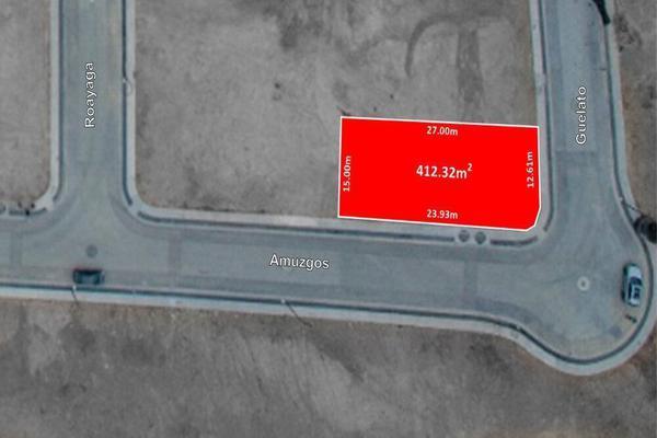 Foto de terreno habitacional en venta en  , zona bosques del valle, san pedro garza garcía, nuevo león, 18447471 No. 08