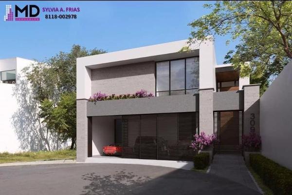 Foto de casa en venta en  , zona bosques del valle, san pedro garza garcía, nuevo león, 7957705 No. 01