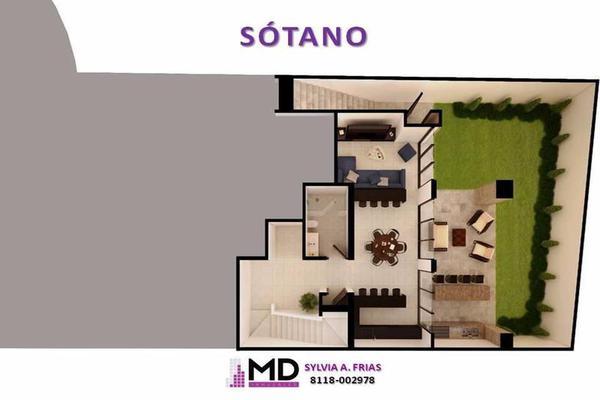 Foto de casa en venta en  , zona bosques del valle, san pedro garza garcía, nuevo león, 7957705 No. 05