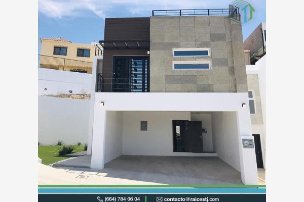 Foto de casa en venta en  , el dorado residencial, tijuana, baja california, 8900266 No. 01