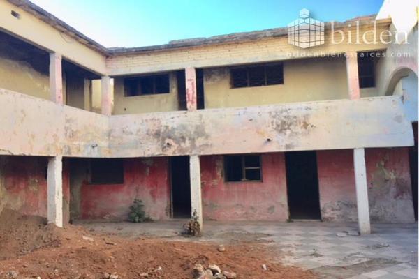 Foto de edificio en venta en zona centro , victoria de durango centro, durango, durango, 9164266 No. 01