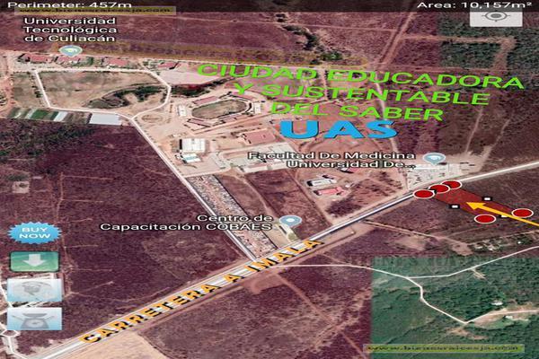 Foto de terreno habitacional en venta en  , zona dorada ii, culiacán, sinaloa, 7526595 No. 02