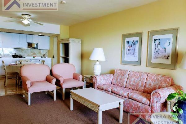 Foto de departamento en venta en  , zona hotelera, benito juárez, quintana roo, 13347283 No. 02