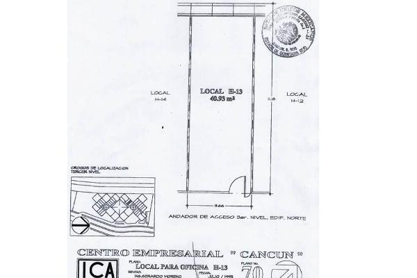 Foto de oficina en venta en  , zona hotelera, benito juárez, quintana roo, 2623626 No. 06