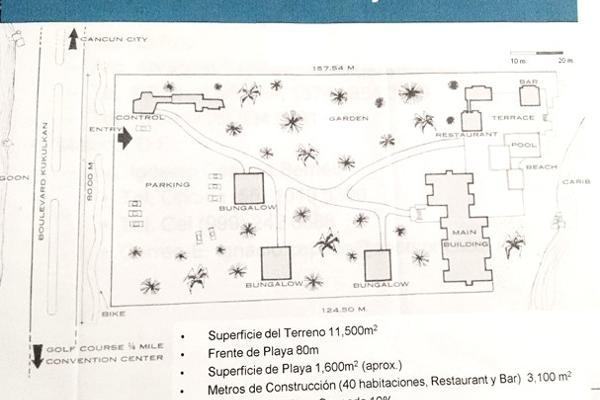 Foto de rancho en venta en  , zona hotelera, benito juárez, quintana roo, 3047194 No. 21