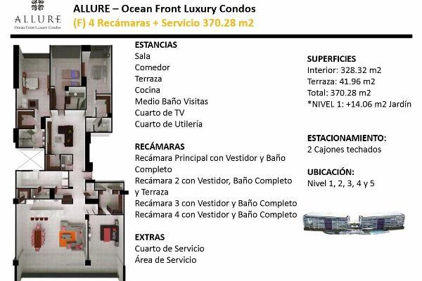 Foto de departamento en venta en  , zona hotelera, benito juárez, quintana roo, 3159922 No. 08