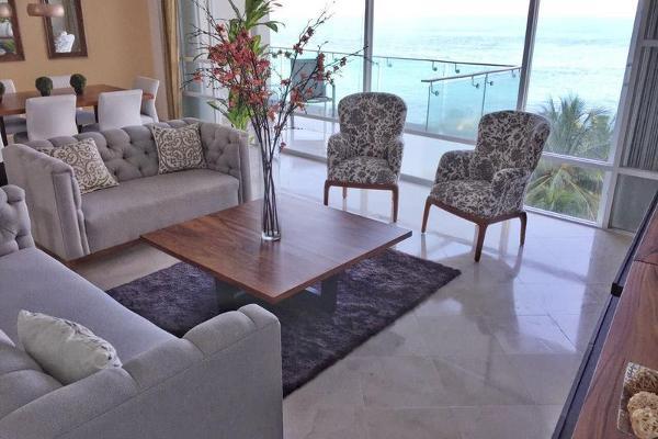 Foto de departamento en venta en  , zona hotelera, benito juárez, quintana roo, 7919227 No. 02