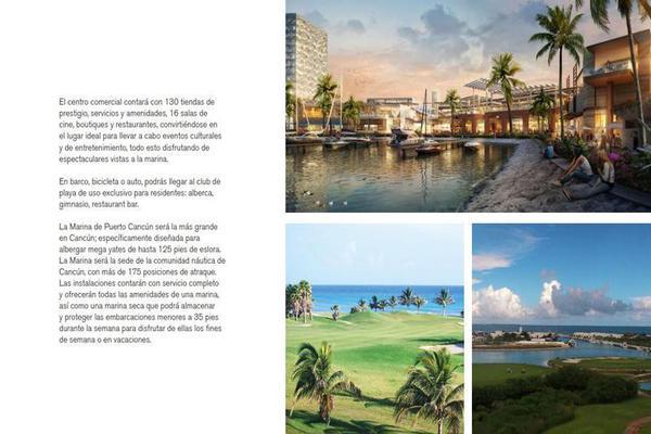 Foto de departamento en venta en  , zona hotelera, benito juárez, quintana roo, 8098890 No. 09