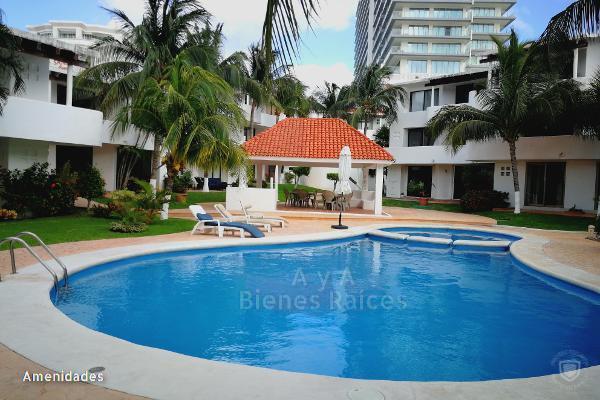 Foto de departamento en venta en  , zona hotelera, benito juárez, quintana roo, 9921826 No. 01
