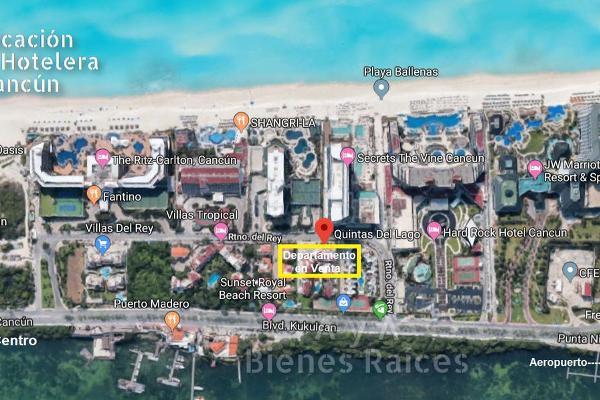 Foto de departamento en venta en  , zona hotelera, benito juárez, quintana roo, 9921826 No. 26