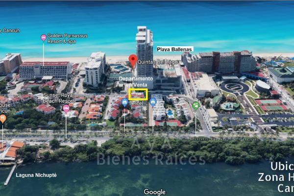 Foto de departamento en venta en  , zona hotelera, benito juárez, quintana roo, 9921826 No. 27