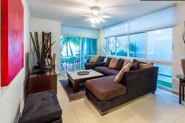 Foto de departamento en venta en  , zona hotelera norte, cozumel, quintana roo, 13326518 No. 13