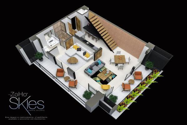 Foto de departamento en venta en  , zona hotelera norte, puerto vallarta, jalisco, 9922923 No. 29