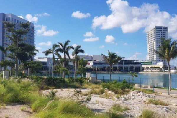 Foto de terreno habitacional en venta en zona hotelera , zona hotelera, benito juárez, quintana roo, 6210777 No. 02