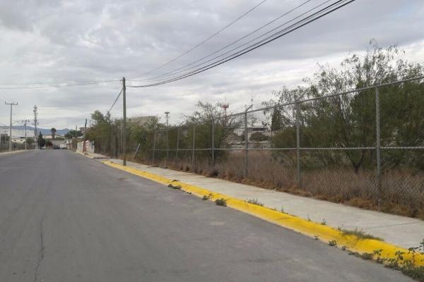 Foto de terreno habitacional en venta en zona industrial periferico gustavo diaz ordaz , loma linda, ramos arizpe, coahuila de zaragoza, 14036232 No. 03