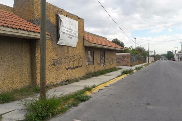 Foto de terreno habitacional en venta en zona industrial periferico gustavo diaz ordaz , loma linda, ramos arizpe, coahuila de zaragoza, 14036232 No. 05