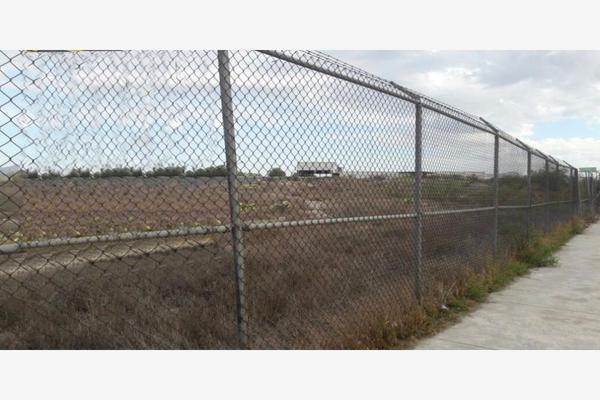 Foto de terreno industrial en venta en zona industrial periferico gustavo diaz ordaz , loma linda, ramos arizpe, coahuila de zaragoza, 5541748 No. 01