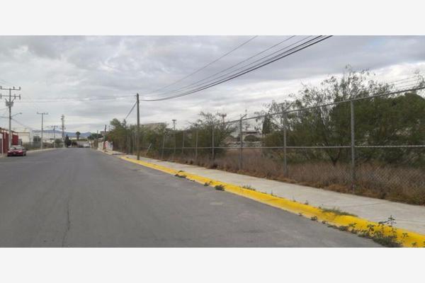 Foto de terreno industrial en venta en zona industrial periferico gustavo diaz ordaz , loma linda, ramos arizpe, coahuila de zaragoza, 5541748 No. 10
