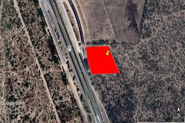 Foto de terreno habitacional en venta en  , zona industrial, san luis potosí, san luis potosí, 11847556 No. 01