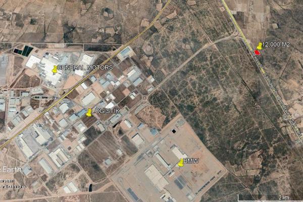 Foto de terreno habitacional en venta en  , zona industrial, san luis potosí, san luis potosí, 11847556 No. 02