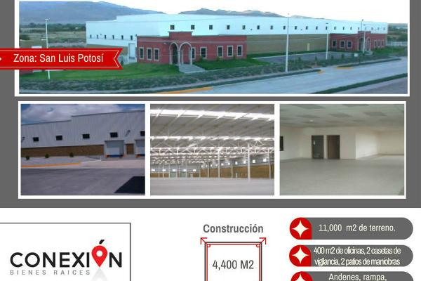 Foto de nave industrial en renta en  , zona industrial, san luis potosí, san luis potosí, 5365895 No. 02