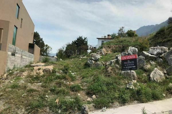Foto de terreno habitacional en venta en  , zona la cima, san pedro garza garcía, nuevo león, 0 No. 02