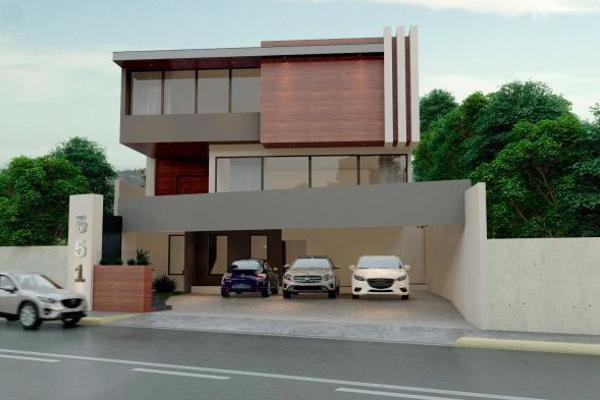 Foto de casa en venta en  , la cima 1er sector, san pedro garza garcía, nuevo león, 8710432 No. 01
