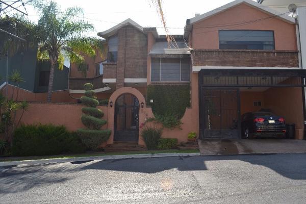 Foto de casa en venta en  , zona lomas del campestre, san pedro garza garcía, nuevo león, 3424470 No. 01