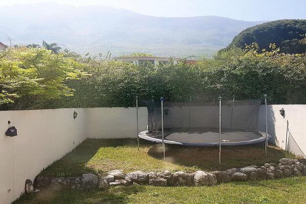 Foto de casa en venta en  , zona pedregal del valle, san pedro garza garcía, nuevo león, 7958461 No. 10