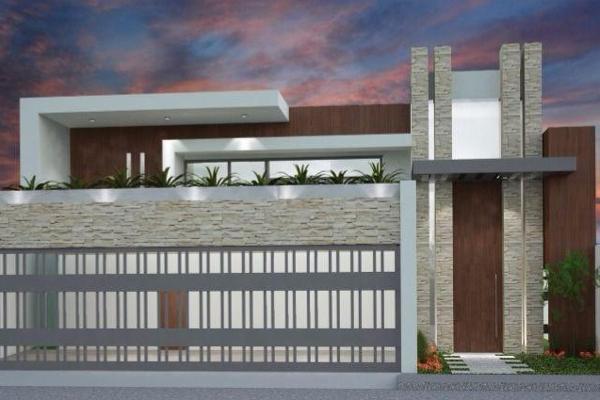 Foto de casa en venta en  , zona privada río tamazunchale, san pedro garza garcía, nuevo león, 7955990 No. 01