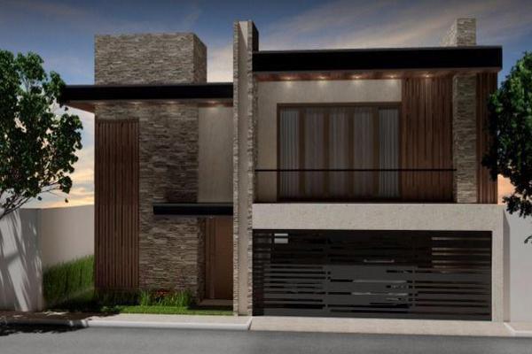 Foto de casa en venta en  , zona privada río tamazunchale, san pedro garza garcía, nuevo león, 7956288 No. 01