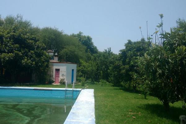 Foto de rancho en venta en  , zona sur tequisquiapan, tequisquiapan, querétaro, 14033779 No. 06