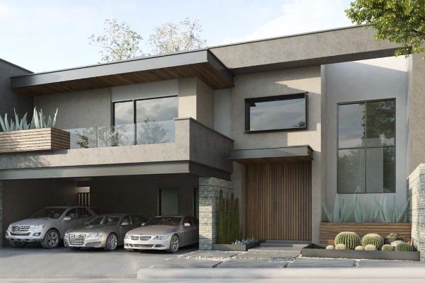 Foto de casa en venta en  , zona valle poniente, san pedro garza garcía, nuevo león, 3138734 No. 01
