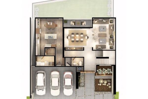 Foto de casa en venta en  , zona valle poniente, san pedro garza garcía, nuevo león, 3138734 No. 08