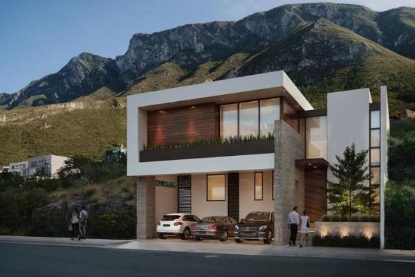Foto de casa en venta en  , zona valle poniente, san pedro garza garcía, nuevo león, 7908925 No. 01