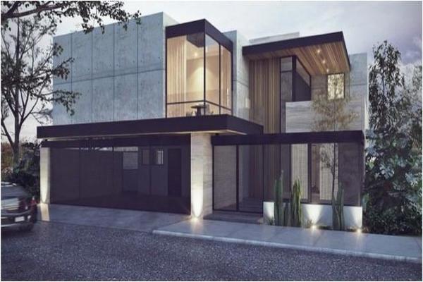 Foto de casa en venta en  , zona valle poniente, san pedro garza garcía, nuevo león, 9181340 No. 01