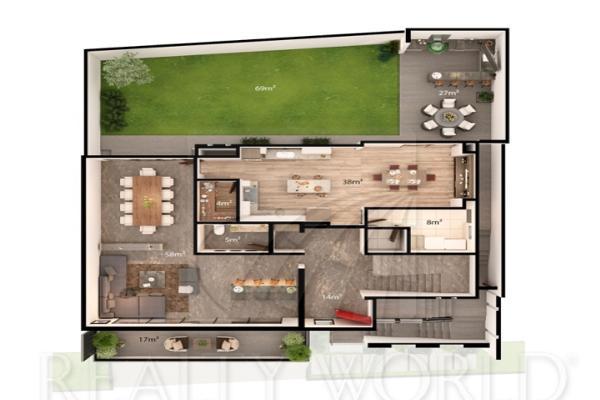 Foto de casa en venta en  , zona valle poniente, san pedro garza garcía, nuevo león, 9915290 No. 09