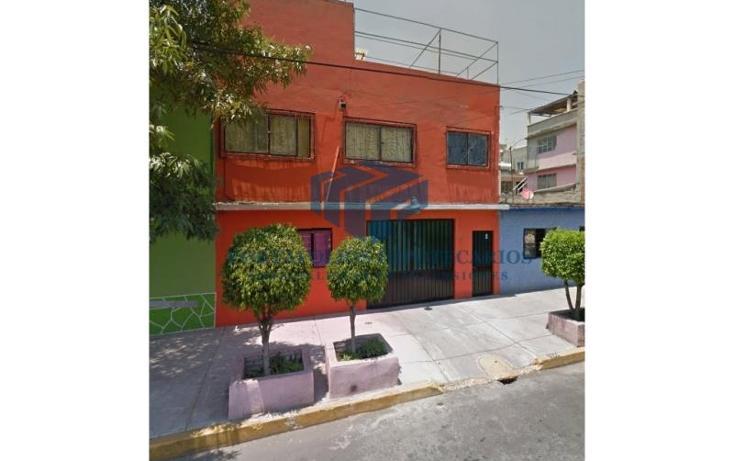 Foto de casa en venta en  0, agrícola oriental, iztacalco, distrito federal, 2662253 No. 01