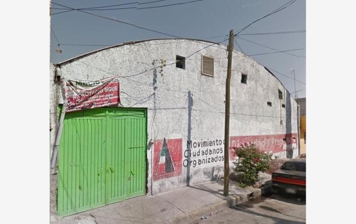 Foto de nave industrial en venta en  0, agua azul grupo a super 4, nezahualcóyotl, méxico, 2010314 No. 01